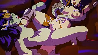Extreme Ghostbusters Crazy Pasquinade Porn Flick